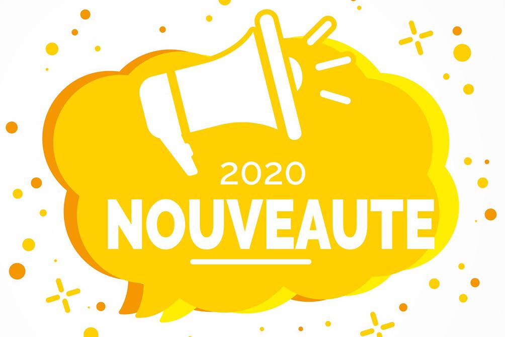Nouveautés 2020-2021