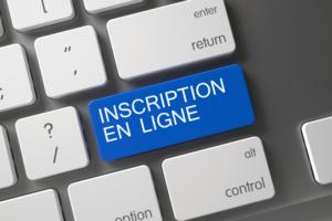 INSCRIPTION EN LIGNE 2021-2022 à partir du 17/05